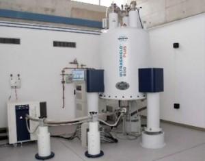 תמונת מכשיר NMR